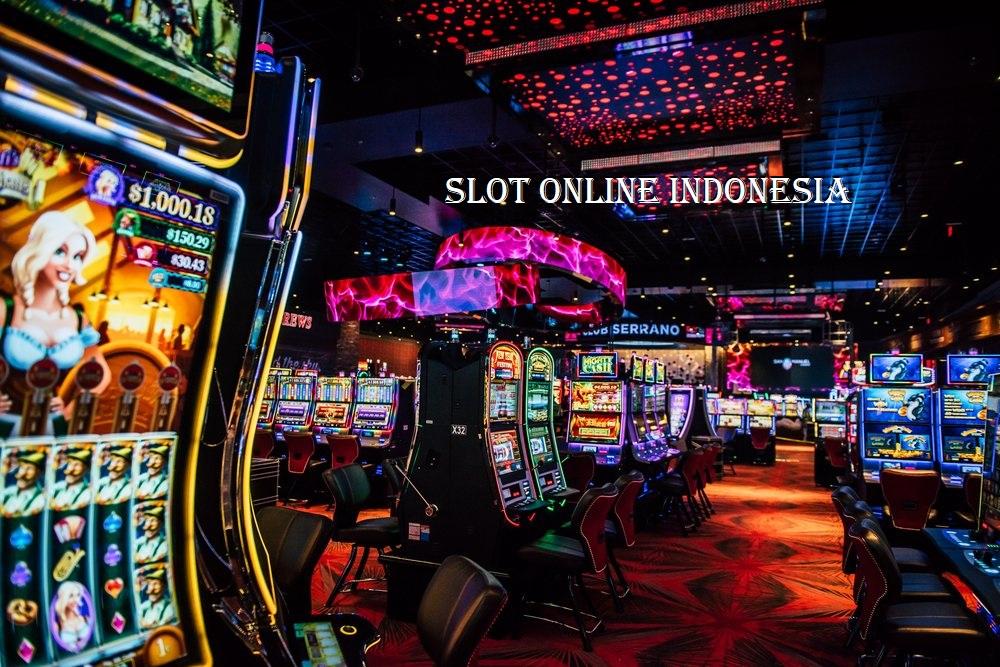 Bermain Slot Online Jackpot