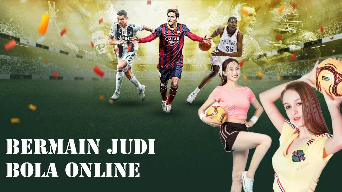 cara bermain judi bola online