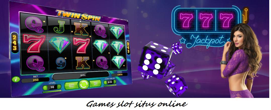 Games slot situs online